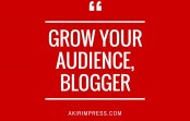 BLOGGING TIP:  Make Your GOAL To Increase Traffic To Your Site